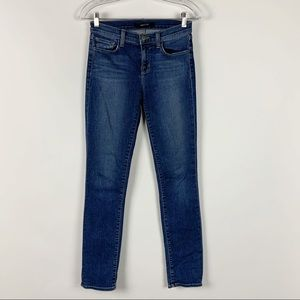 J Brand Skinny Jeans Low Rise connected Wash
